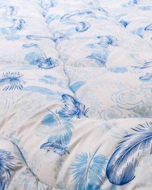 одеяло из искусственного лебяжьего пуха